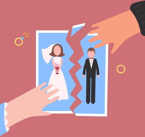 이혼 경험자들이 전한 '이혼의 전조증상' _ 사진 게티 이미지 뱅크