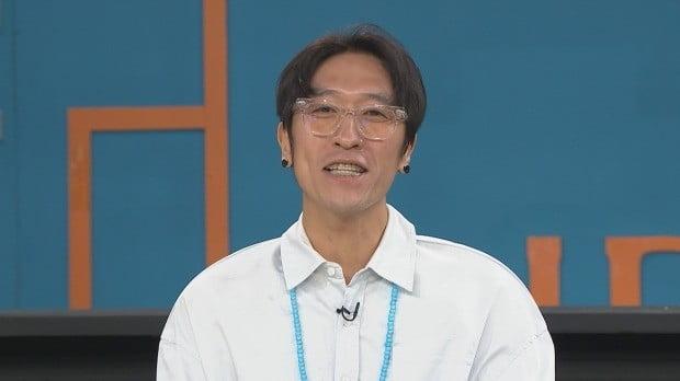 빽가 뇌종양후유증 /사진=MBC에브리원 제공