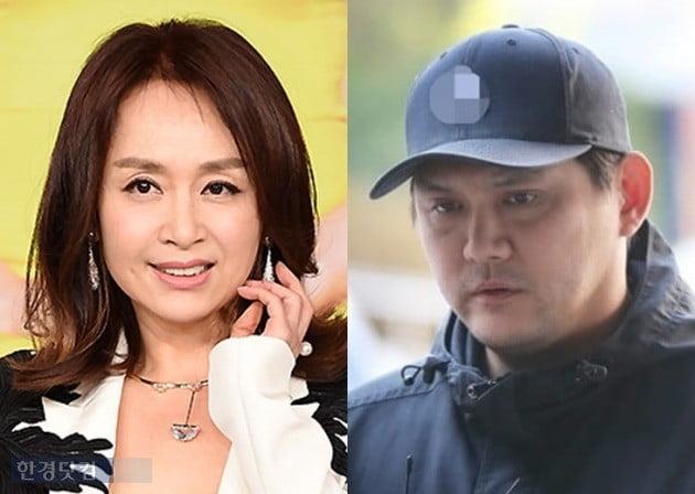 박해미, 황민/사진=한경DB, 연합뉴스