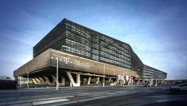 오스트리아 비엔나 T-Center 빌딩. (자료 = KTB투자증권)