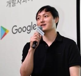호우호우' 개발사 '비유에스 크리에이티브' 이병엽 대표가 호우호우 앱 개발 배경에 대해 전하고 있다.
