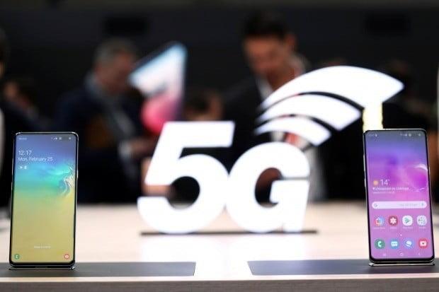 삼성 갤럭시S10 5G.