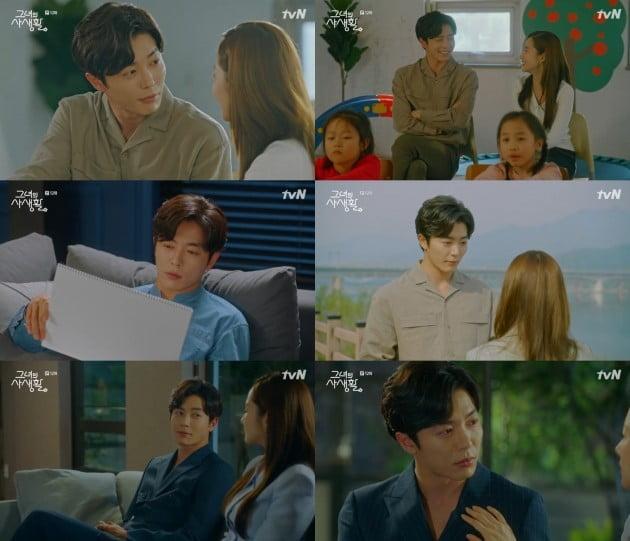 '그녀의 사생활' 김재욱, 정제원과 형제?…이일화 '태풍의 핵'