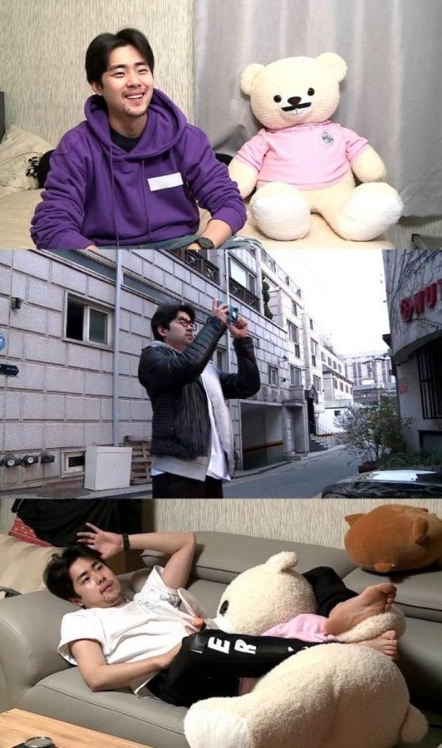 '나 혼자 산다' 조병규, '의식의 흐름대로' 엉뚱한 라이프 공개