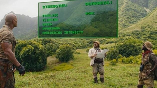 영화 '쥬만지: 새로운 세계' 스틸 이미지