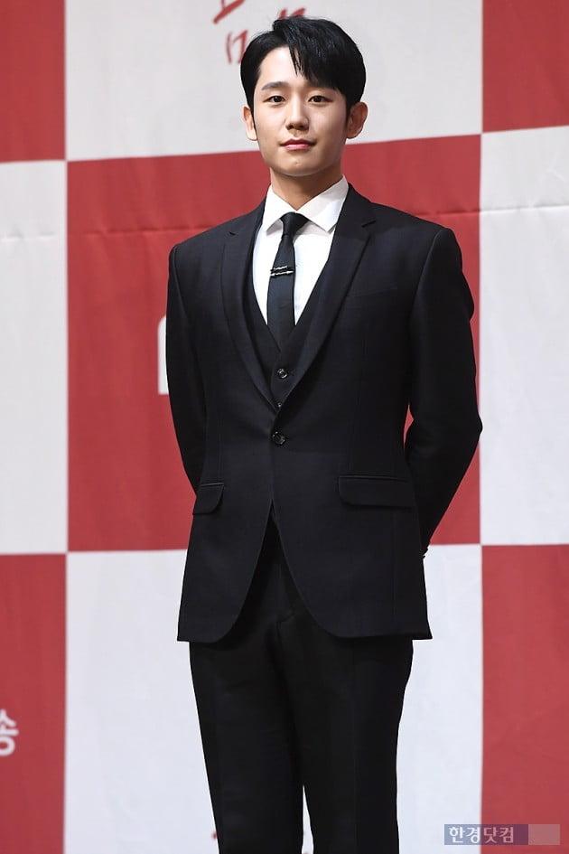 MBC 월화드라마 '봄밤' 한지민 정해인 안판석 감독 /사진=변성현 기자