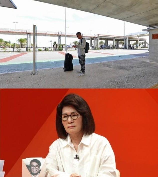 '미우새' 김건모 어머니 이선미 여사 / 사진 = SBS '미우새' 방송캡쳐