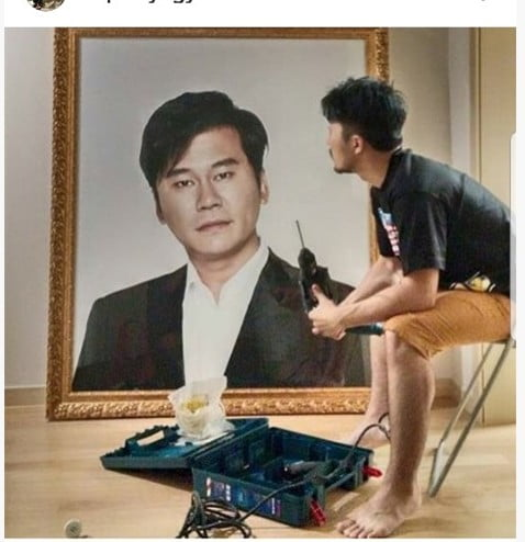 사진 유병재 매니저 유규선 인스타그램