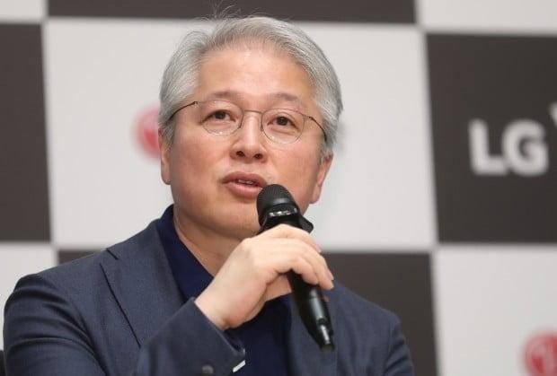 권봉석 LG전자 MC·HE사업본부장(사장).