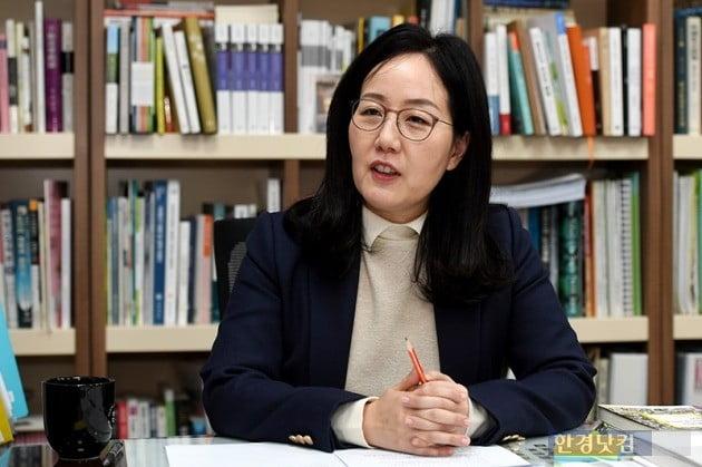 김현아 자유한국당 의원(원내 대변인). 한경DB