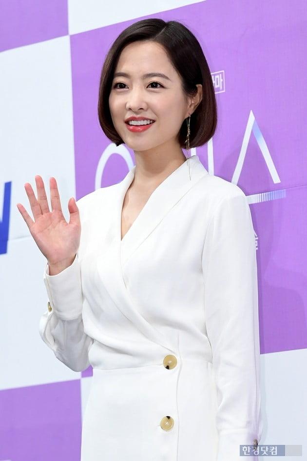"""[현장] '어비스' 박보영 """"'초면에 사랑합니다' 김영광과 적 아냐, 종영 후 파티 할 것"""""""