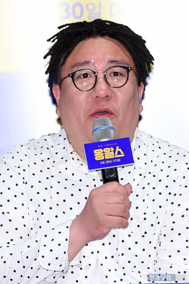 [포토] 옹알스 조준우, '독특한 헤어스타일'