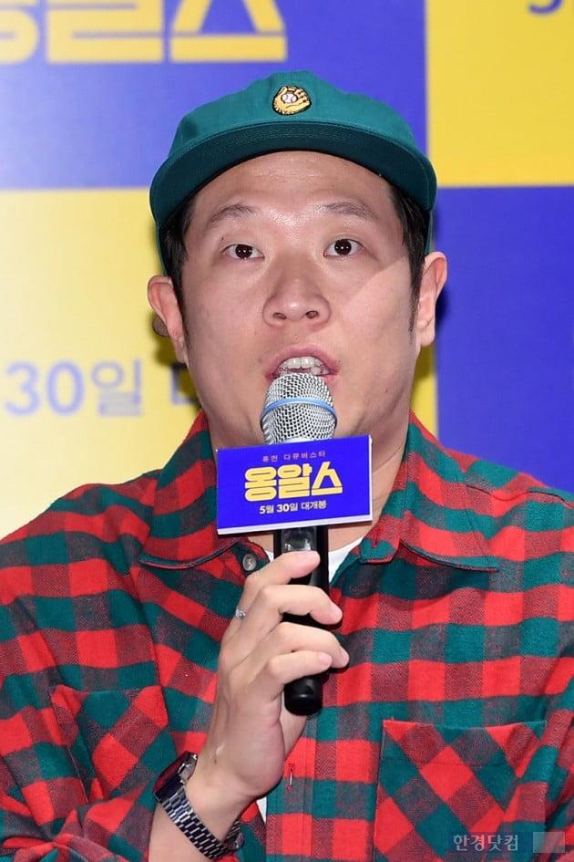 [포토] 옹알스 최기섭, '초롱초롱한 눈빛'