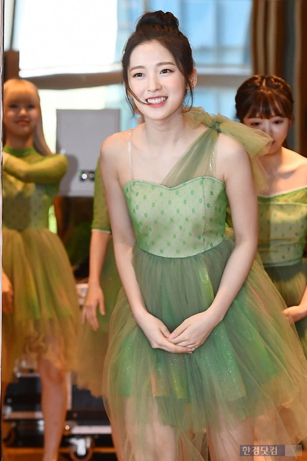 [포토] 오마이걸 아린, '상큼한 미소가 사랑스러워~'
