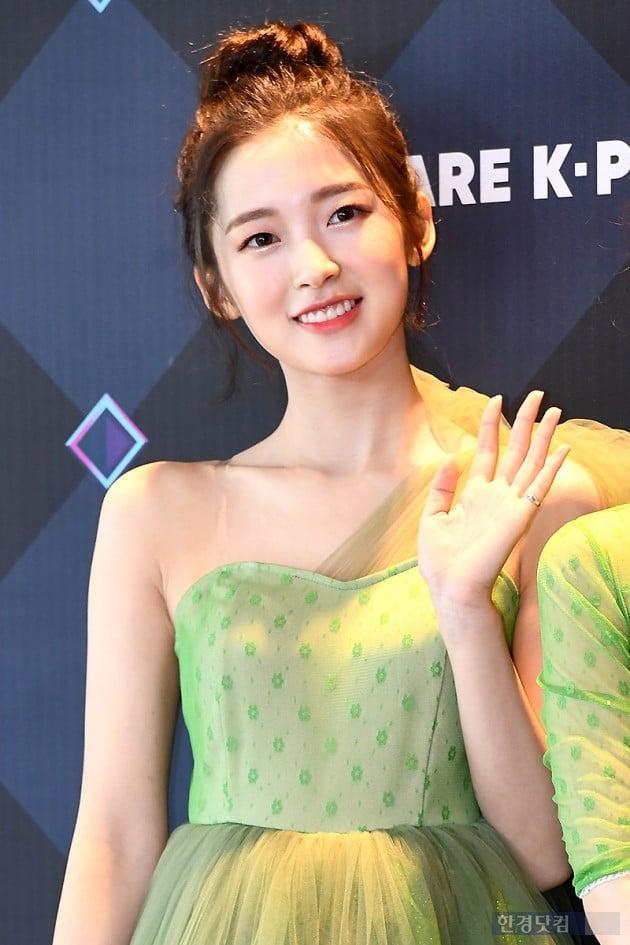 [포토] 오마이걸 아린, '예쁨 가득 담은 미소~'