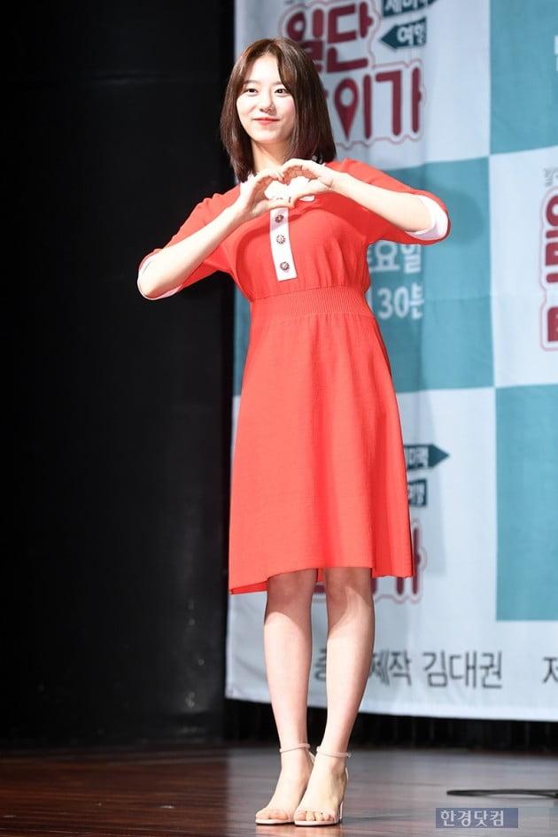 [포토] 김소혜, '자체발광 비주얼~'