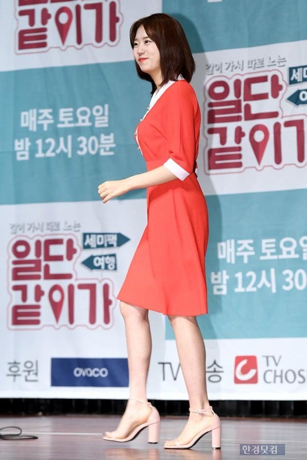 [포토] 김소혜, '누가 봐도 신나는 얼굴'