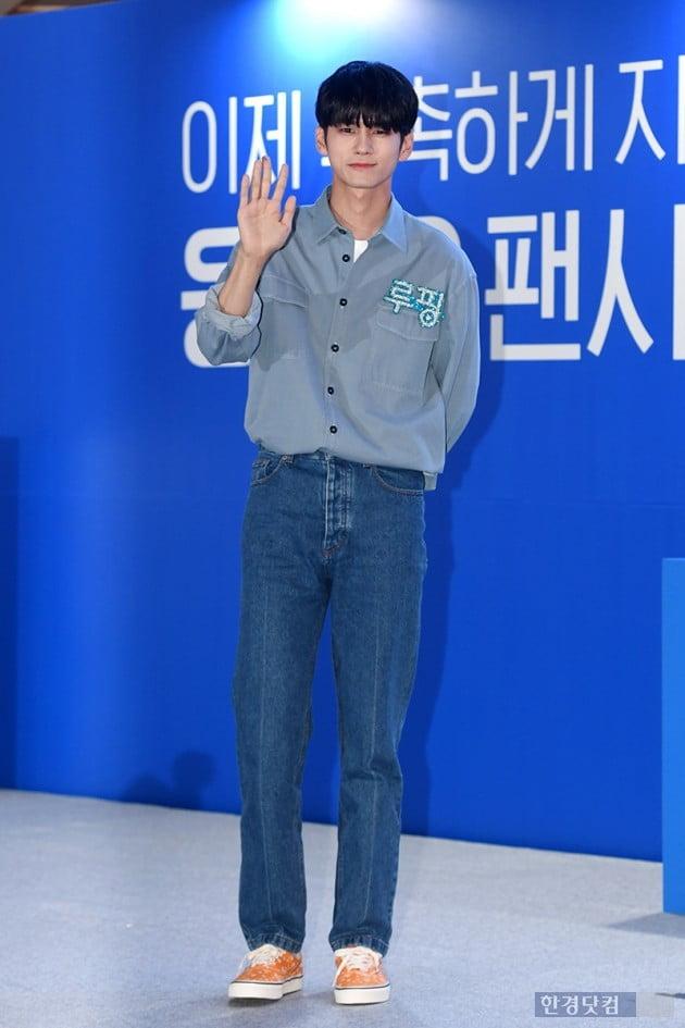 [포토] 옹성우, '패션의 완성은 얼굴'