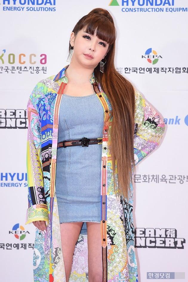 [HK영상] 박봄, '허리까지 내려오는 긴 머리 늘어트리며 우아하게~' (세로직캠)