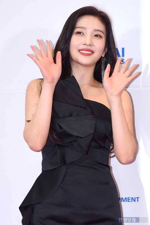 [포토] 레드벨벳 조이, '귀여운 미소~' (2019 드림콘서트)