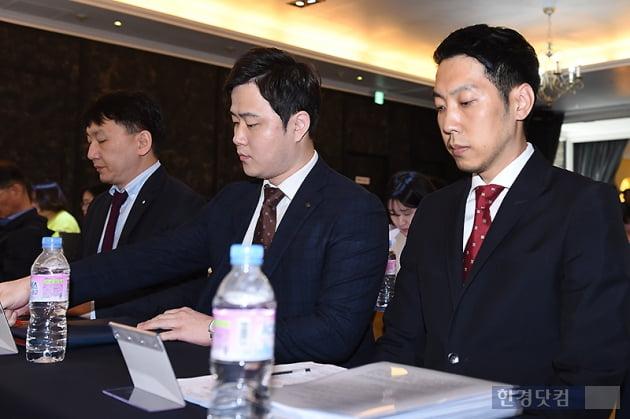 [포토] '호박즙 및 화장품 안전성' 기자회견 갖는 박준성 부건에프엔씨 대표