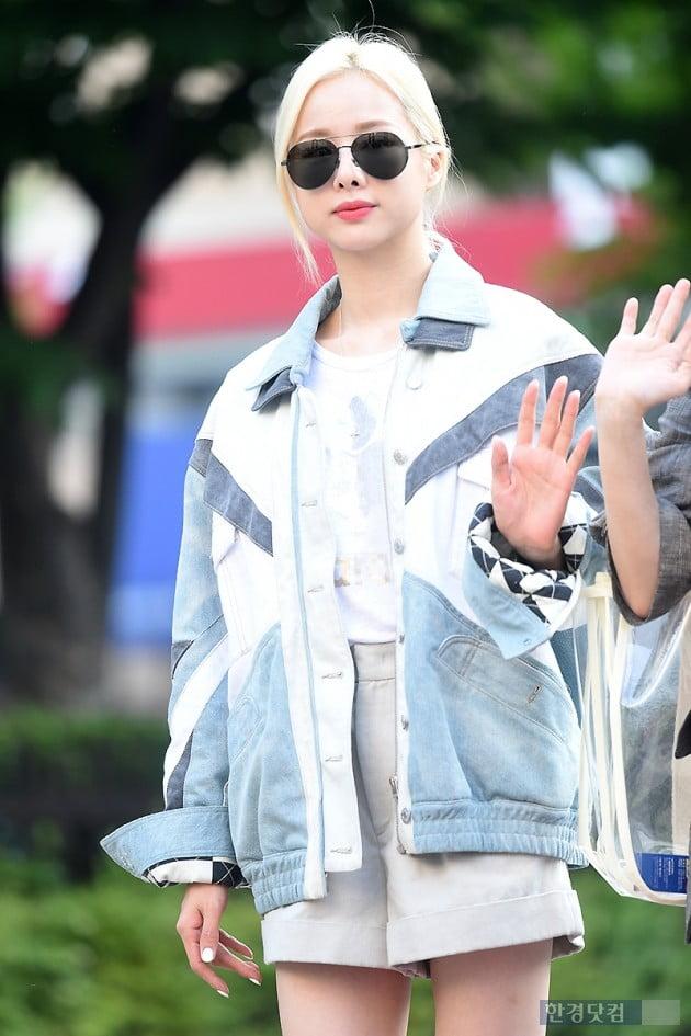 [포토] EXID 솔지, '멋지게 선글라스 쓰고~'