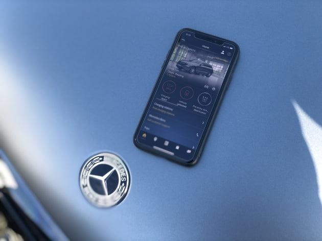메르세데스벤츠의 첫 번째 순수 전기 자동차인 '더 뉴 EQC' / 사진=박상재 기자