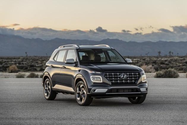 현대자동차의 새 스포츠유틸리티차량(SUV)인 '베뉴' / 사진=현대차