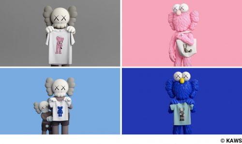 유니클로, 카우스의 대표작 담은 '카우스: 썸머' UT 컬렉션 출시