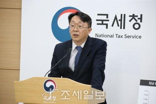 '국세청장 후보자 김현준' 지명한 청와대, 왜?