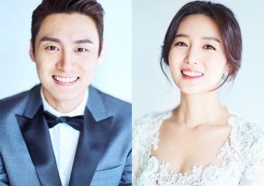 오상진(왼쪽) 김소영/사진=YG엔터테인먼트