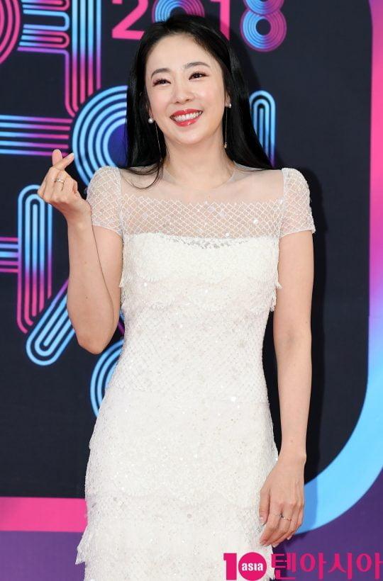 박은영 아나운서. / 텐아시아 DB