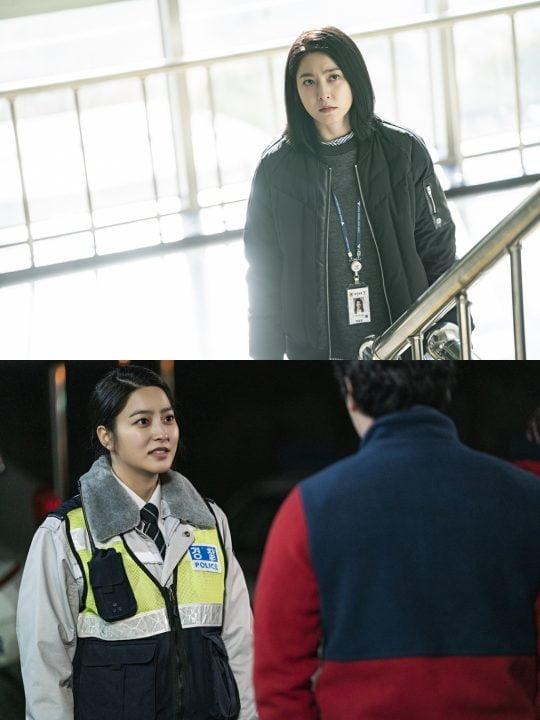 드라마 '특별근로감독관 조장풍'에서 형사 주미란을 연기한 박세영./ 사진제공=MBC
