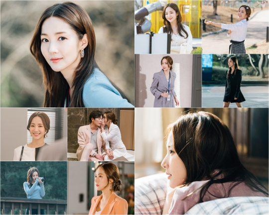 '그녀의 사생활' 박민영 /사진=tvN