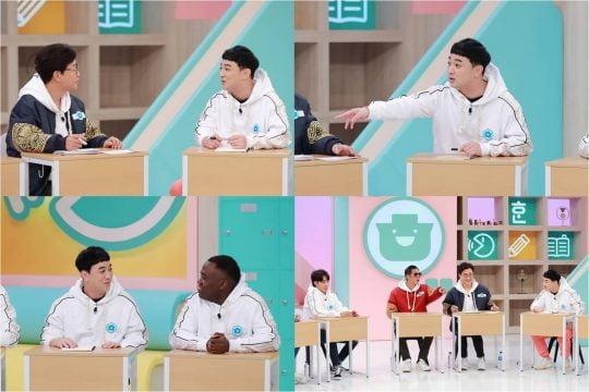 '훈맨정음'에 합류한 개그맨 황제성/ 사진제공=MBN