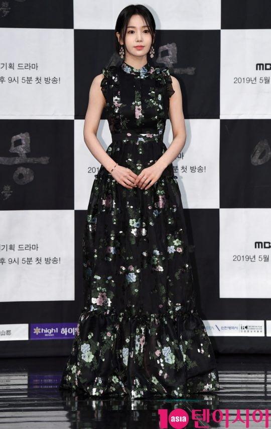 남규리가 2일 오후 서울 상암동 MBC에서 진행된 MBC 특별기획 드라마 [이몽] 제작발표회에 참석하고 있다.