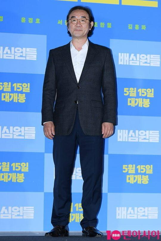 배우 김홍파