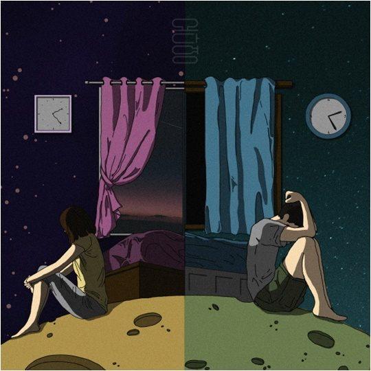 요다영 '이 별의 밤' 커버. 사진제공=브랜뉴뮤직