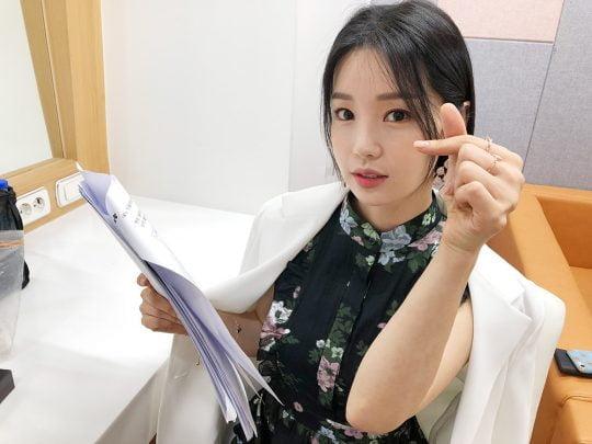 배우 남규리/사진제공=코탑미디어