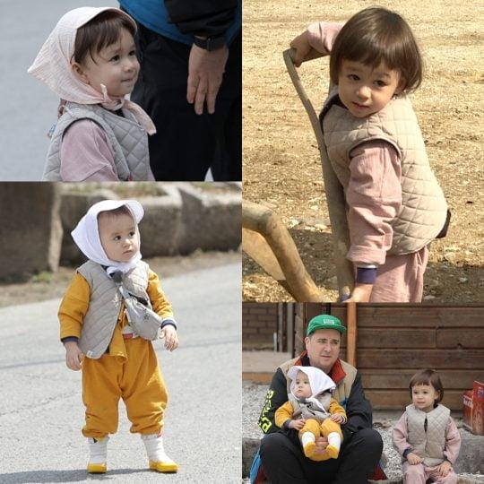 윌리엄-벤틀리 형제와 샘 해밍턴/사진제공=KBS2 '슈퍼맨이 돌아왔다'