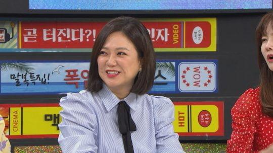 '비디오스타' MC 김숙./사진제공=MBC에브리원