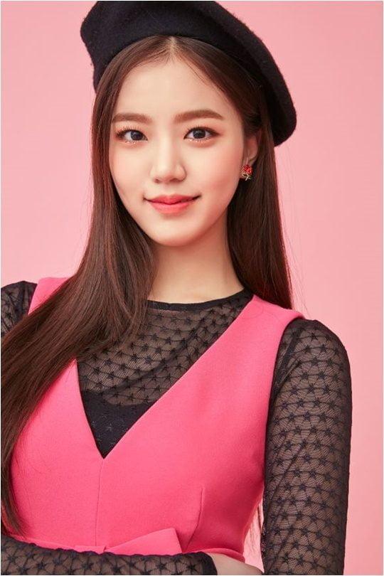 그룹 공원소녀의 레나./ 사진제공=키위미디어그룹