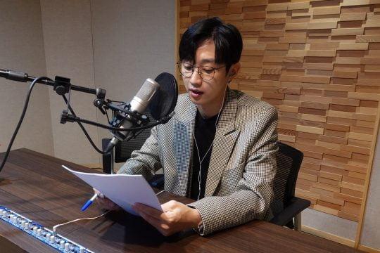 가수 겸 배우 진영. / 제공=밀알복지재단