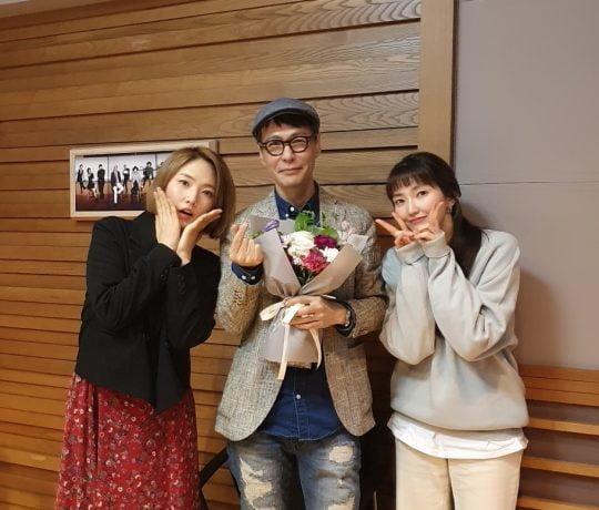 MBC 라디오 FM4U '푸른밤, 옥상달빛입니다'/사진제공= MBC 라디오 FM4U