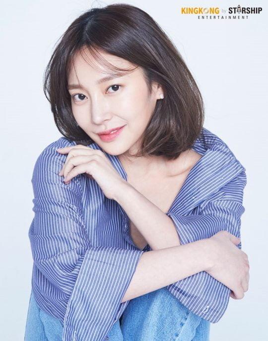 배우 김민지/사진제공=킹콩 by 스타쉽