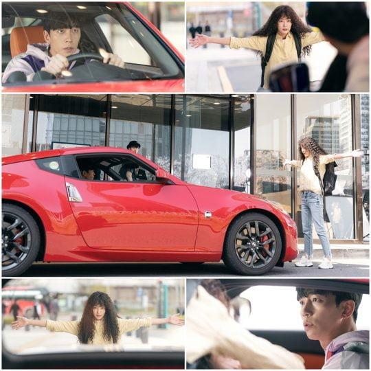 '퍼퓸' 신성록-고원희/사진제공=KBS2 '퍼퓸'