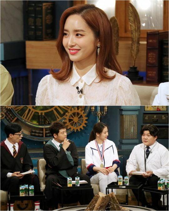 '해피투게더4' 윤태진 / 사진제공=KBS2