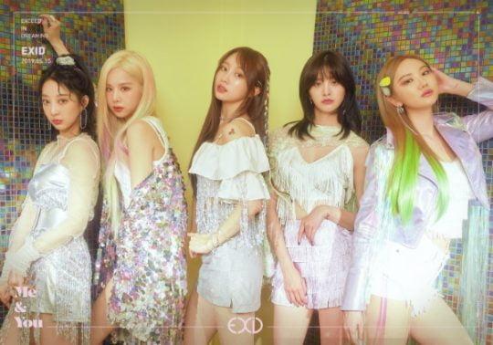 걸그룹 EXID 신곡 'ME&YOU' 단체 티저 / 사진제공=바나나컬쳐엔터테인먼트