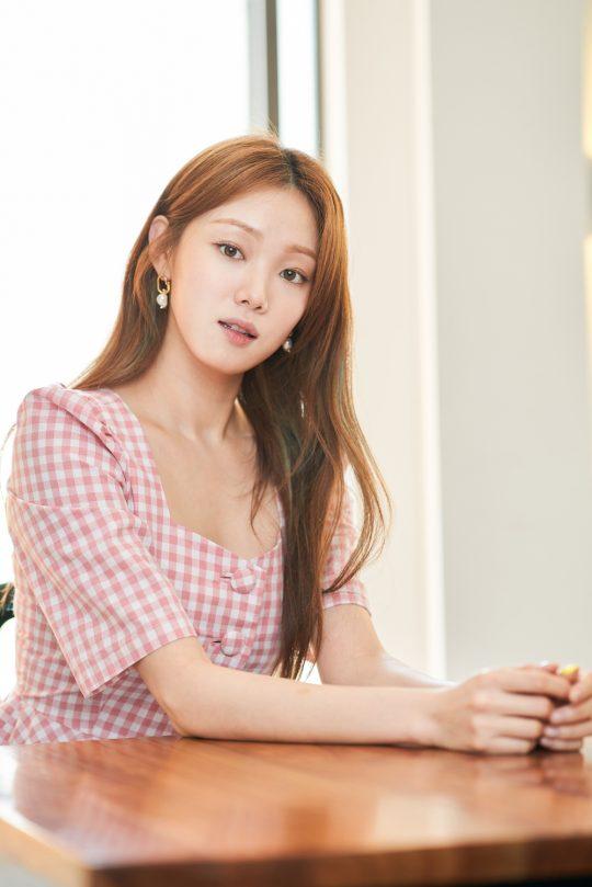 영화 '걸캅스'에서 강력반 꼴통 형사 조지혜 역을 연기한 배우 이성경./사진제공=CJ엔터테인먼트