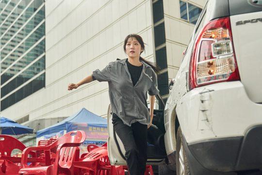 영화 '걸캅스'의 한 장면. /사진제공=CJ엔터테인먼트